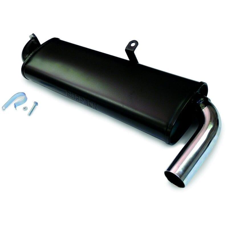 Single Muffler Standard Exhaust System