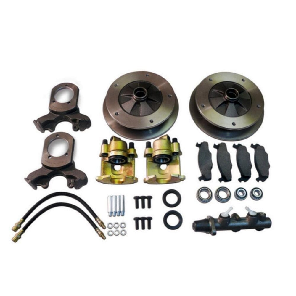 Wide - 5 Front Disc, Ball Joint Brake Kit