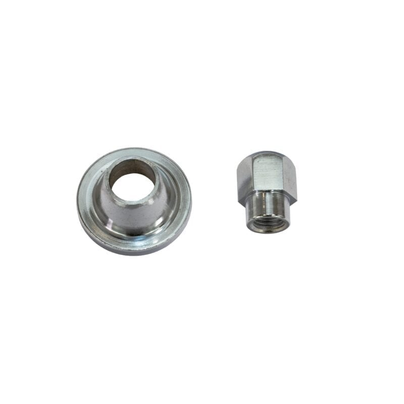 Chrome Alternator/Generator Nut & Washer