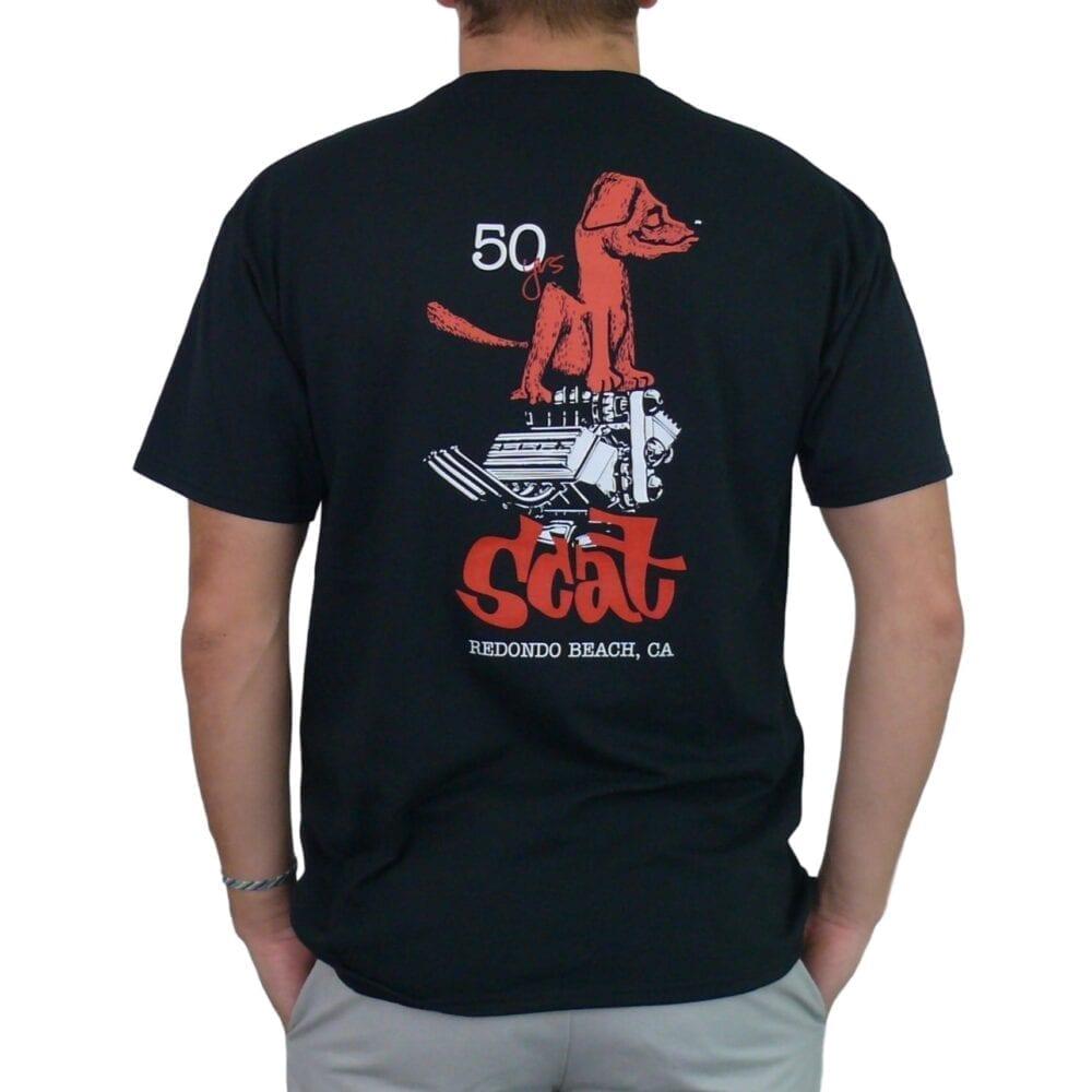 SCAT VW Dog T-Shirt