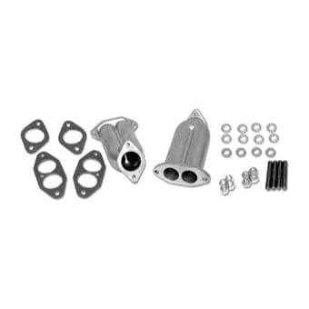 Solex Dual Carburetor Manifolds