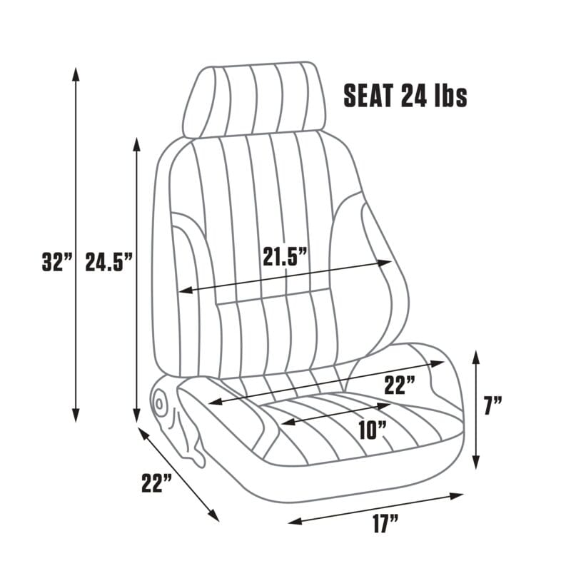 Procar by SCAT Rally Seat