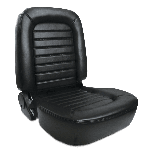 Classic™ Lowback - Black Leather