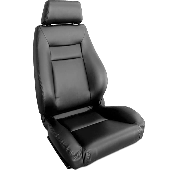 Elite™ - Black Leather