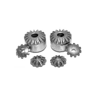Swing Axle End Gears & 11 Tooth Spider Gear Set