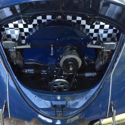 VW Beetle Engine Bay