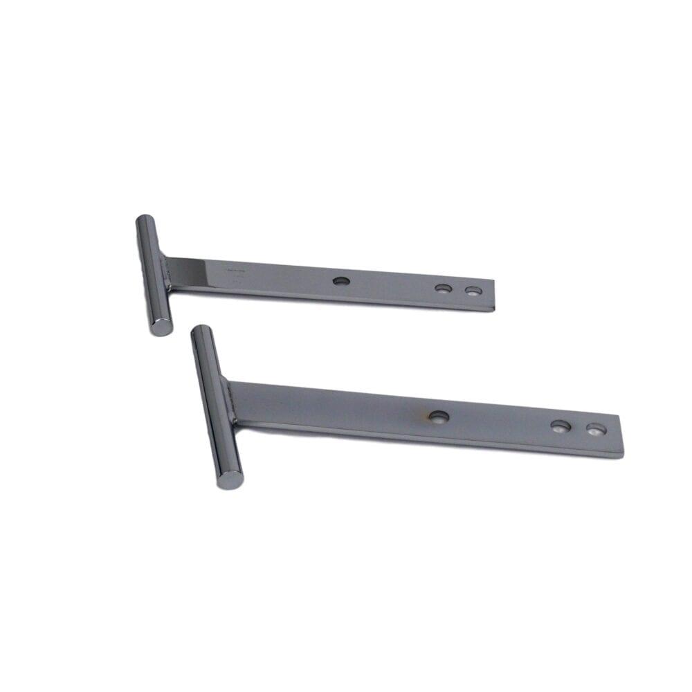 Chrome Steel T-Bars