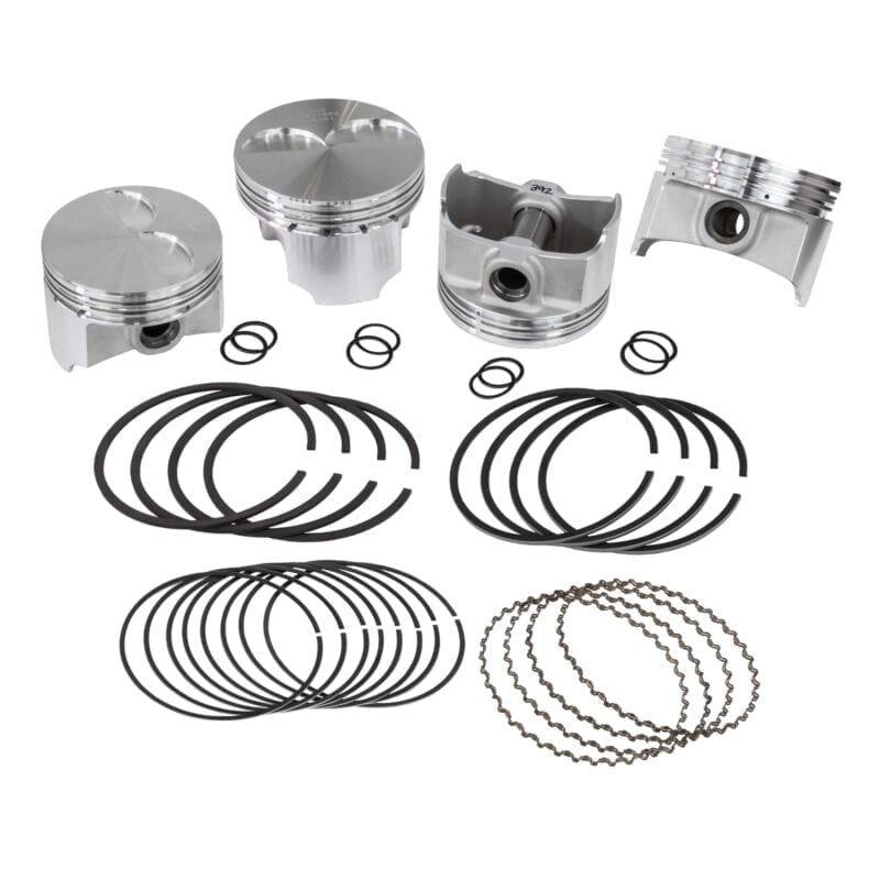 Wiseco Forged 94mm 2x2x4 Piston, Ring, Pin Set