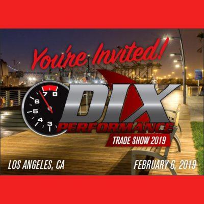 2019 Dix Performance North Trade Show Recap
