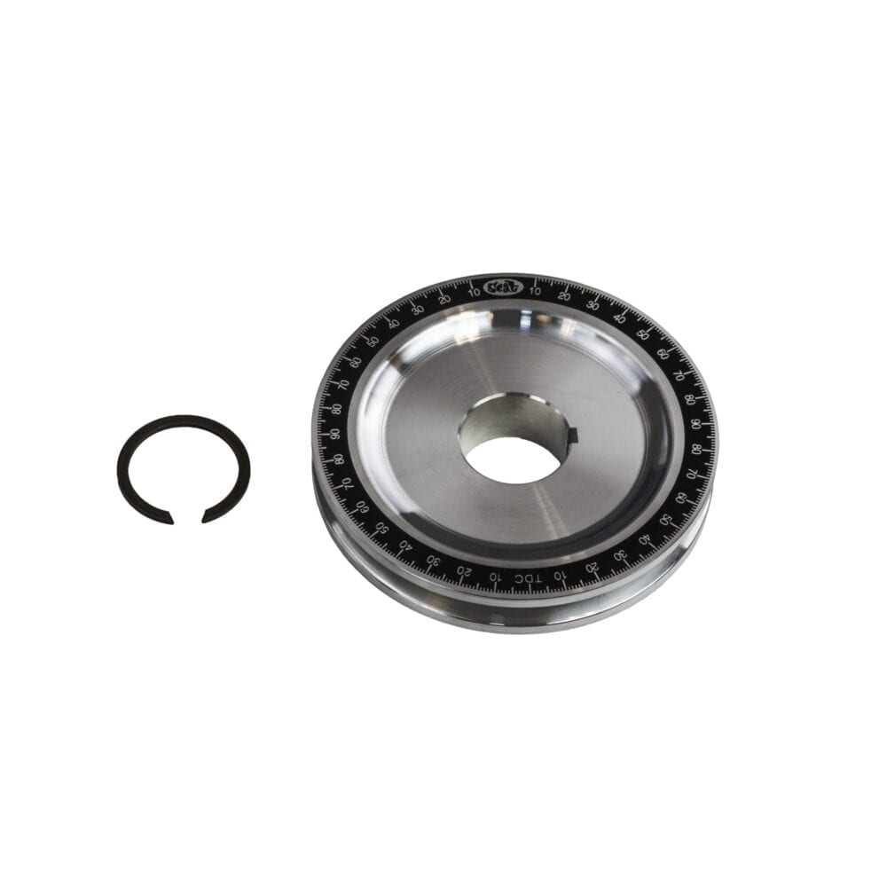 Threaded Pulley for Std. VW Case Only