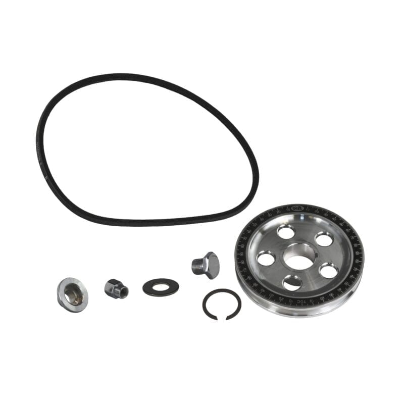 SCAT Custom 12-Volt Billet Pulley Kits