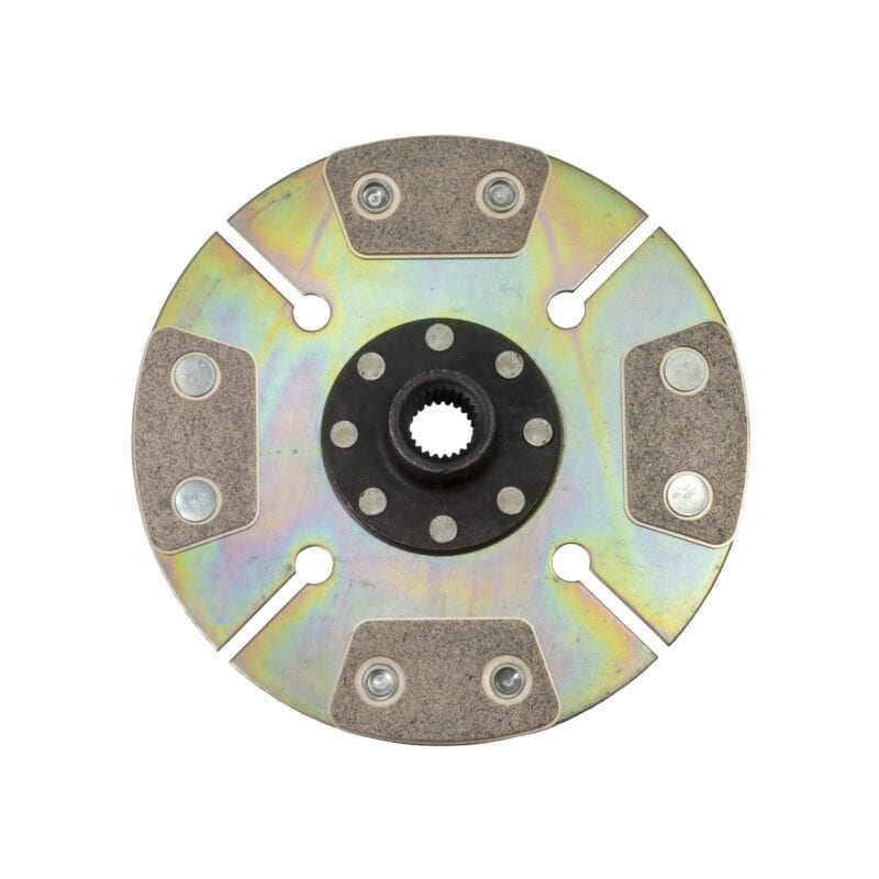 4-puck competition clutch discs