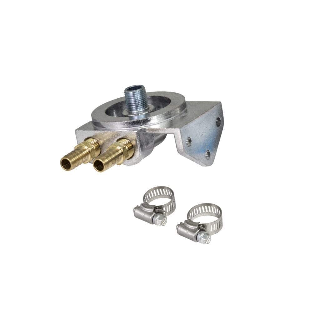 SCAT Spin-on Remote Oil Filter Bracket Kit