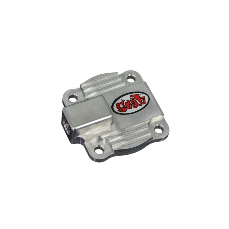 CNC Billet 6061-T6 Full Flow Oil Pump Cover