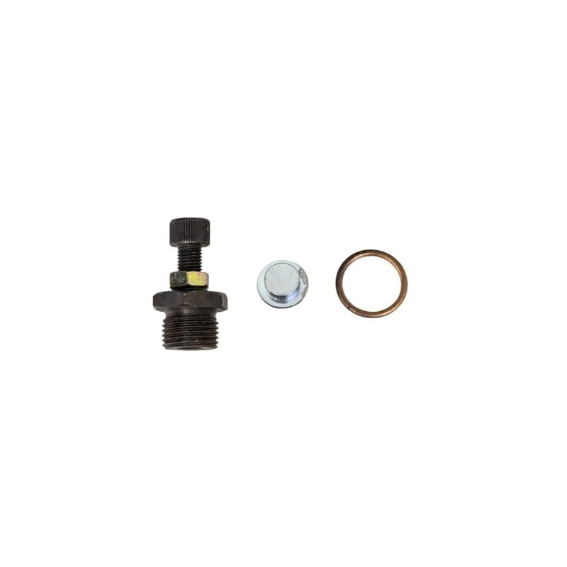 Dial-In Oil Pressure Booster Kit
