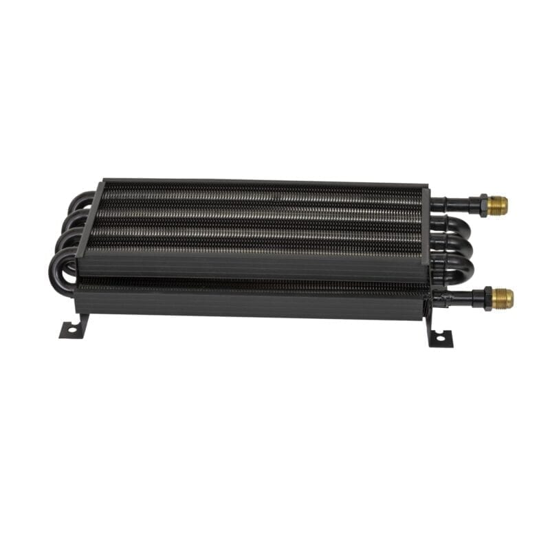 Oil Cooler with -8AN Male Ends