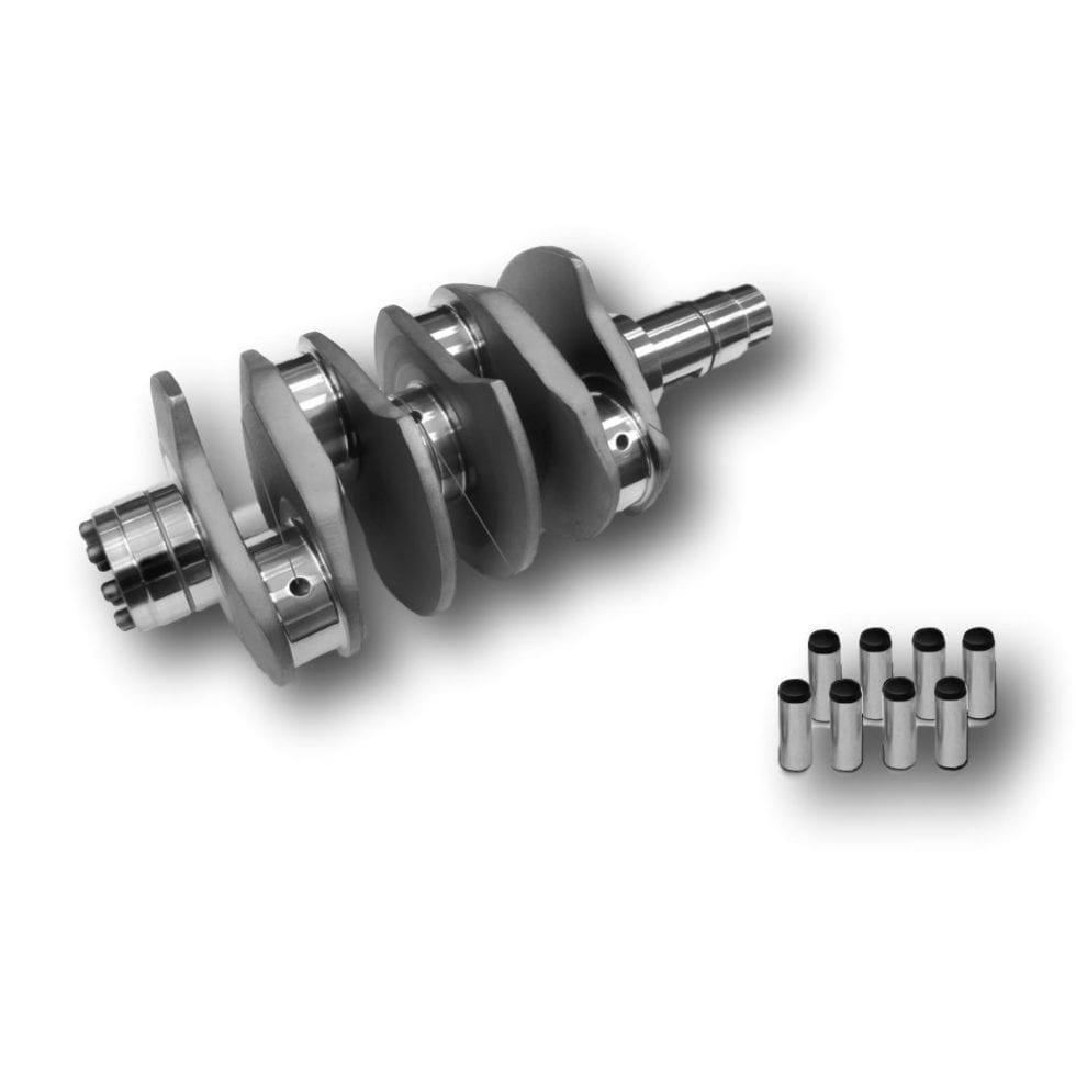 Forged Dowel Pin Crankshafts