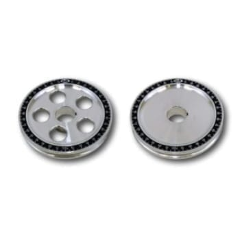 Aluminum Crank Pulleys