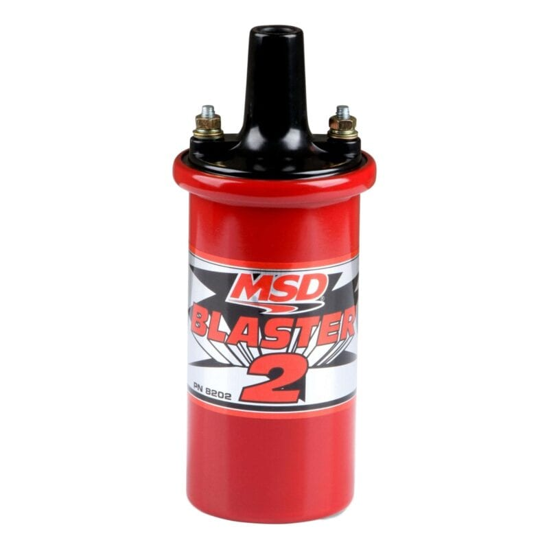 Msd Ignition Canister Coil Blaster 2 (Resister Not Included)