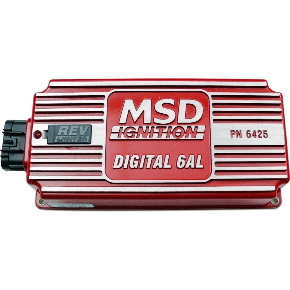 MSD Ignition Control Units