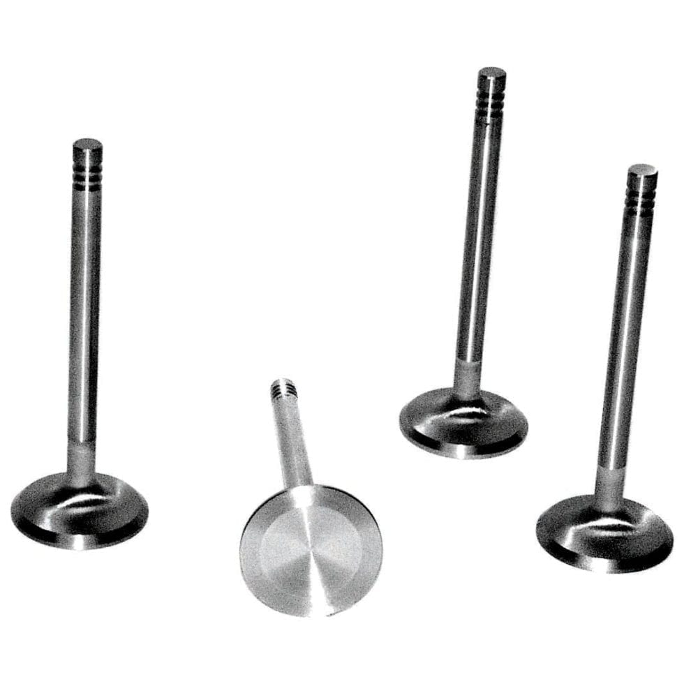 STAINLESS STEEL OVERSIZE TYPE 4 RACING VALVES