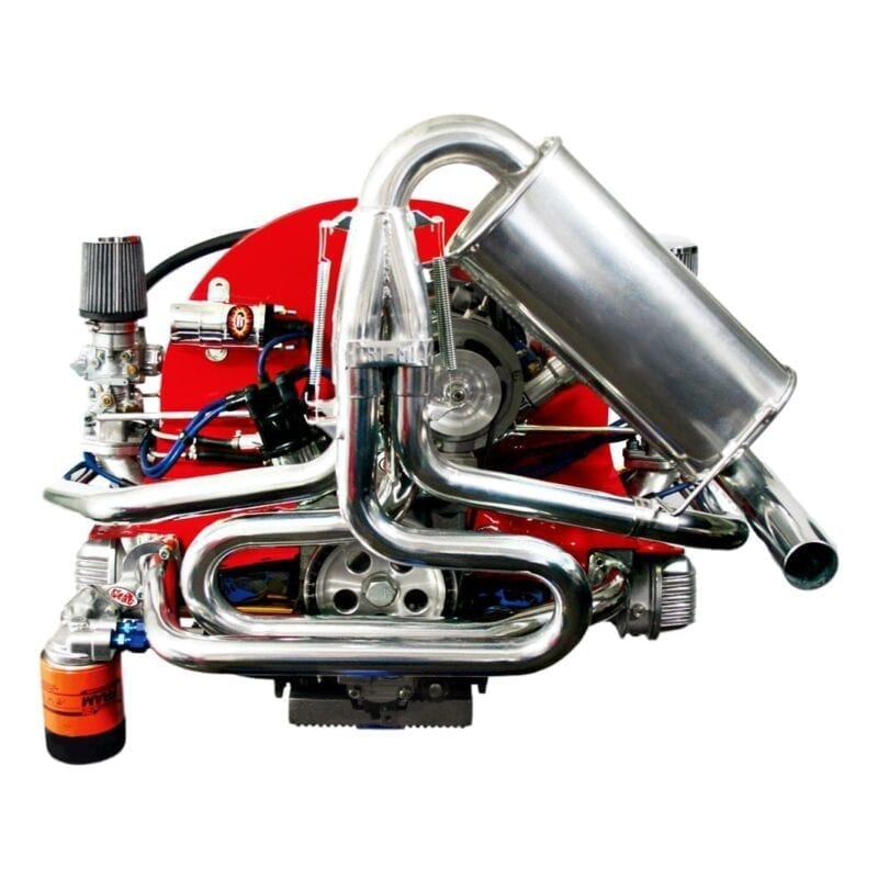 Racing Baja Merge Exhaust Systems