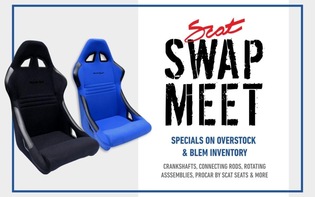 SCAT Swap Meet