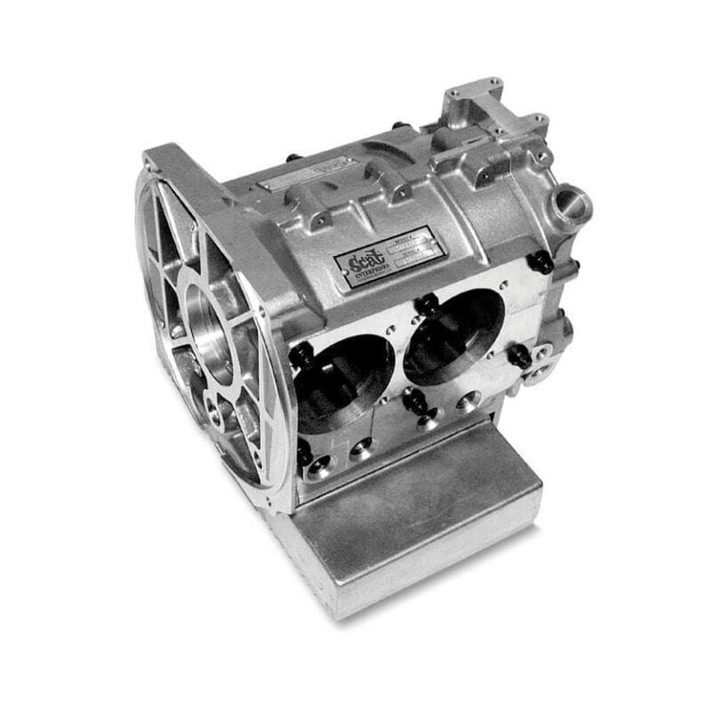 KILLER™ Dry and Wet Sump Engine Cases