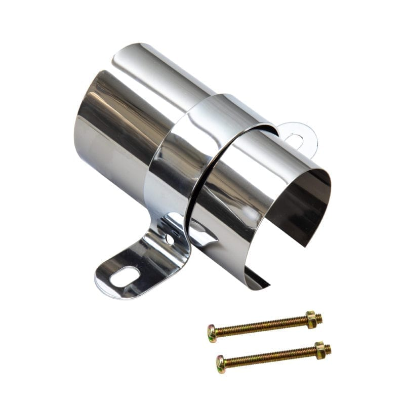 Stainless Steel Coil Cover