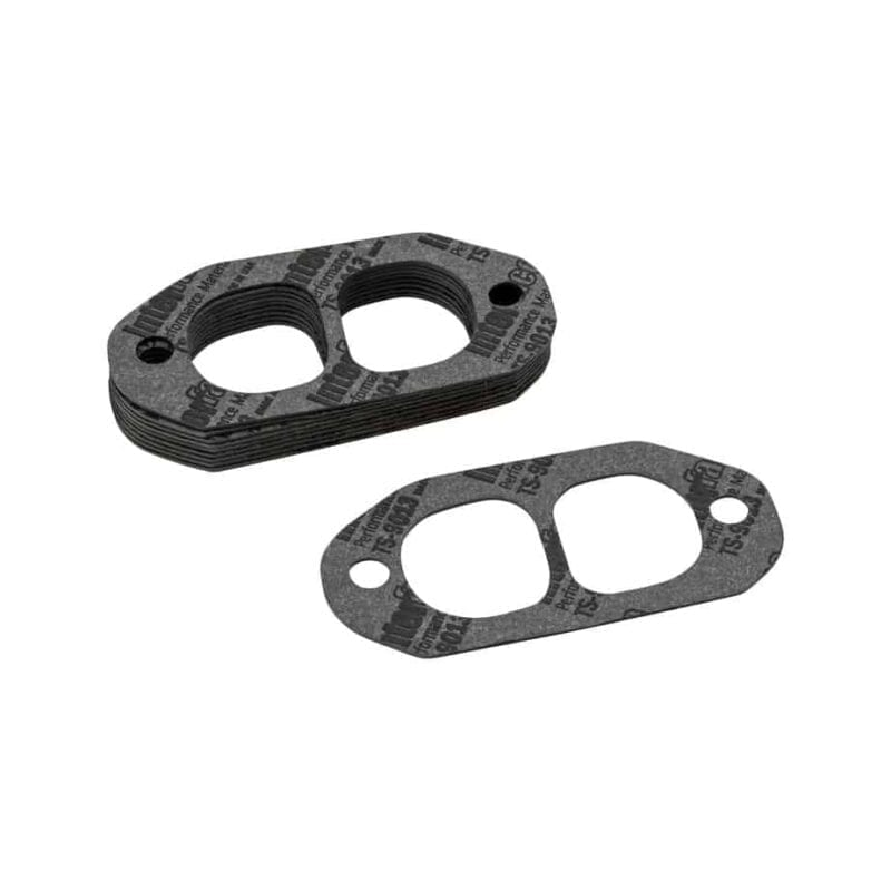 'D-Port' Intake Gasket - 10 Pack