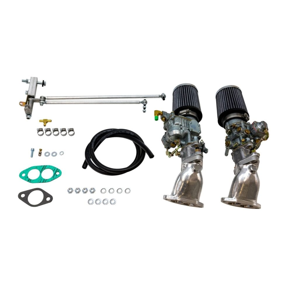 Super Dual Carburetor Kit