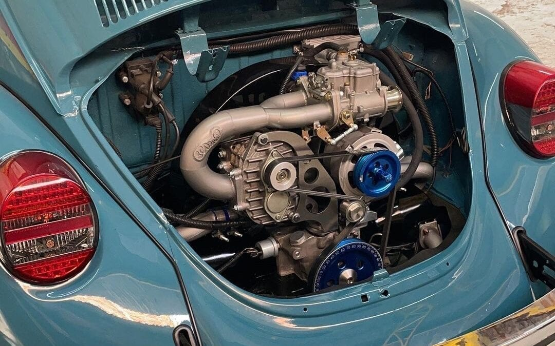 Type 1 Air-Cooled Beetle