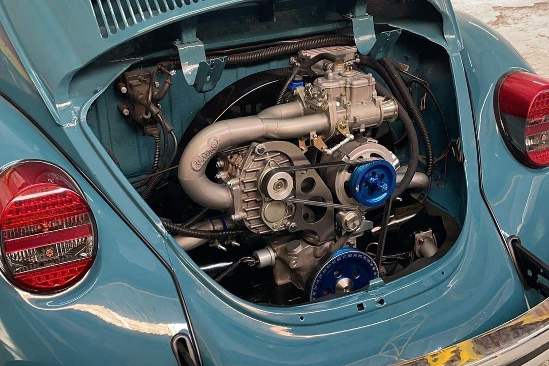 VW Type 1 Air-Cooled Beetle
