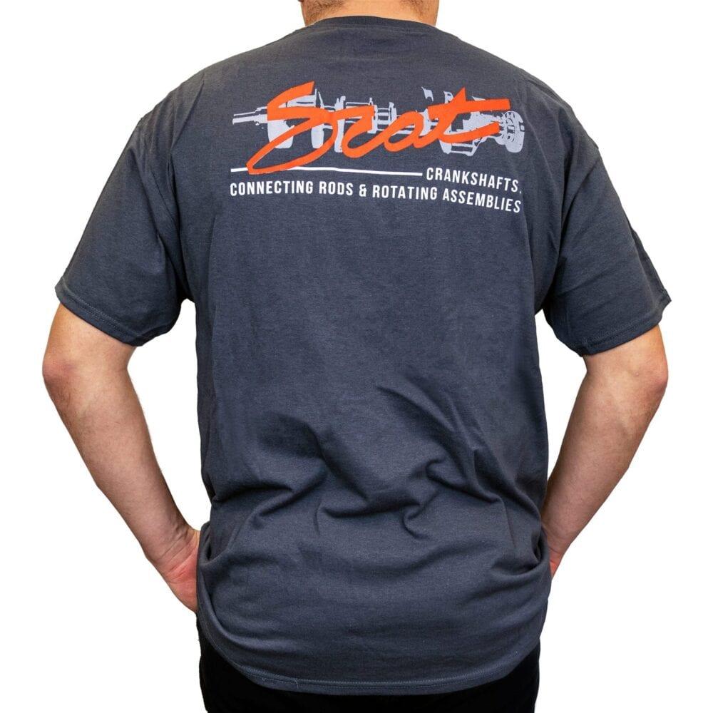 SCAT Crankshafts T-Shirt