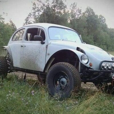 1961 Baja Bug
