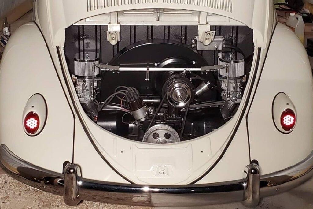 1835cc Bug Engine