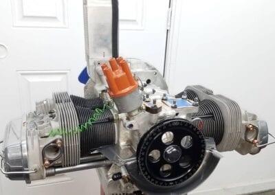 1776cc air-cooled vw engine