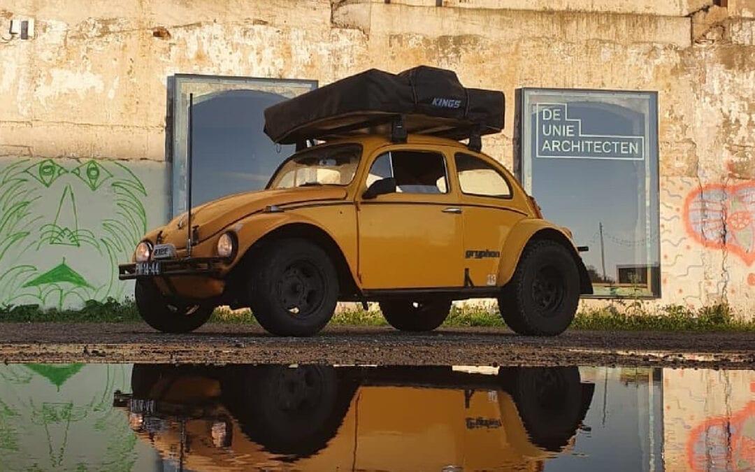 1964 Overland Baja Bug