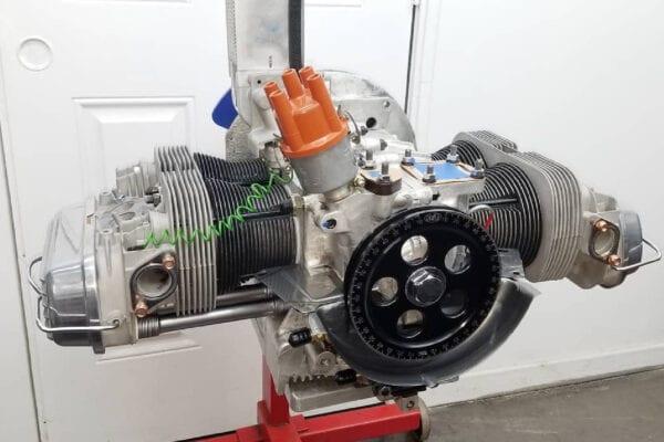 1776cc air-cooled vw build