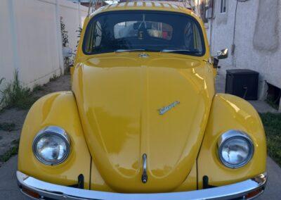 '69 Yellow VW Bug