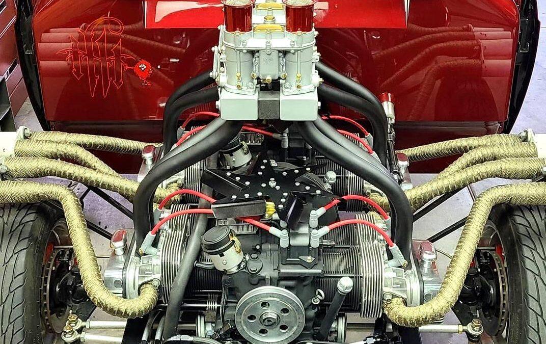 Twin Engine VW Gasser